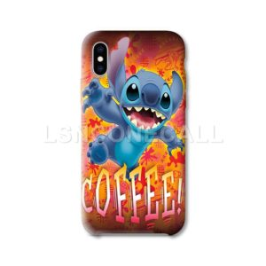 Disney Lilo and Stitch iPhone Case