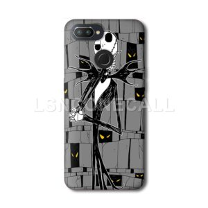 The Nightmare Before Christmas Oppo Case
