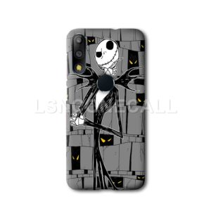 The Nightmare Before Christmas Asus Case