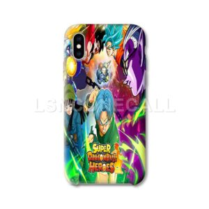 Dragon Ball Heroes iPhone Case