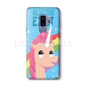 Glad You Exist Samsung Galaxy Case