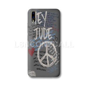 Custom Hey Jude John Lennon Vivo Case