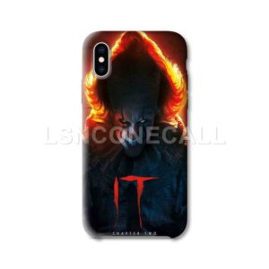 IT Chapter 2 Movie iPhone Case