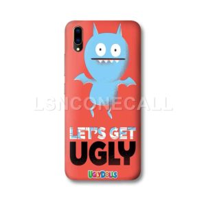 Custom Lets Get Ugly Vivo Case