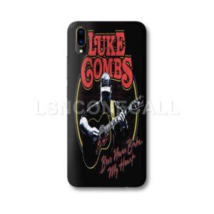 Custom Luke Combs Vivo Case