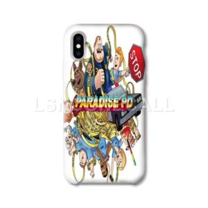 Paradise PD iPhone Case
