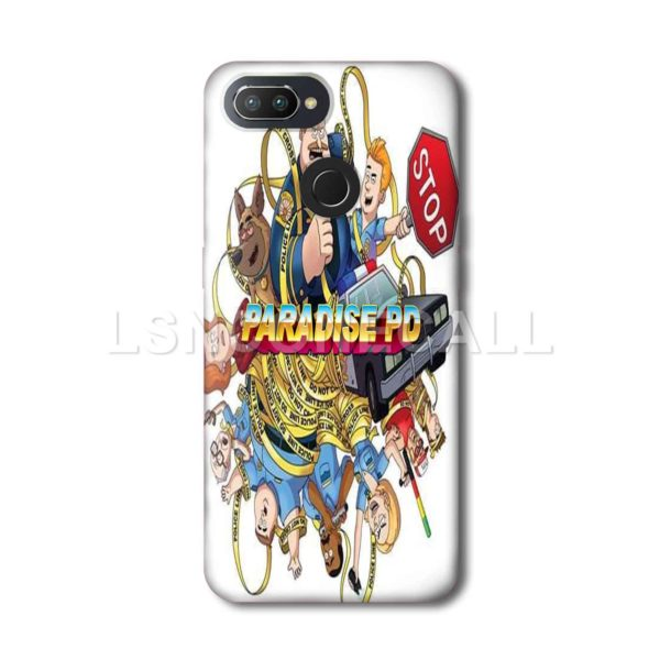 Paradise PD Oppo Case