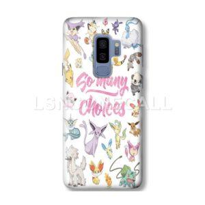 Pokémon Characters Samsung Galaxy Case