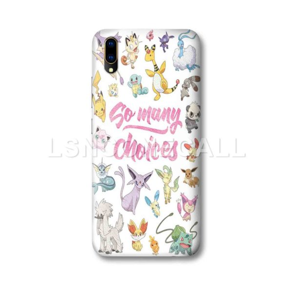 Custom Pokémon Characters Vivo Case