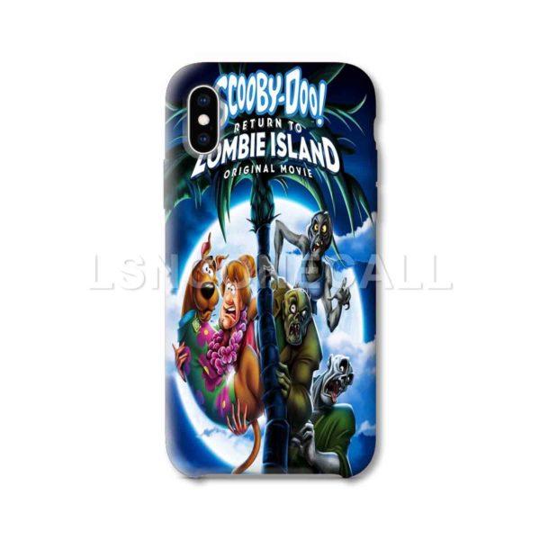 Scooby-Doo Zombie iPhone Case