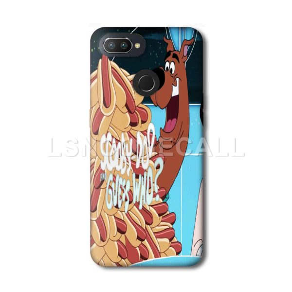 Scooby-Doo and Guess Who Oppo Case