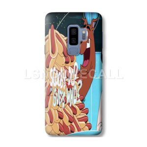 Scooby-Doo and Guess Who Samsung Galaxy Case