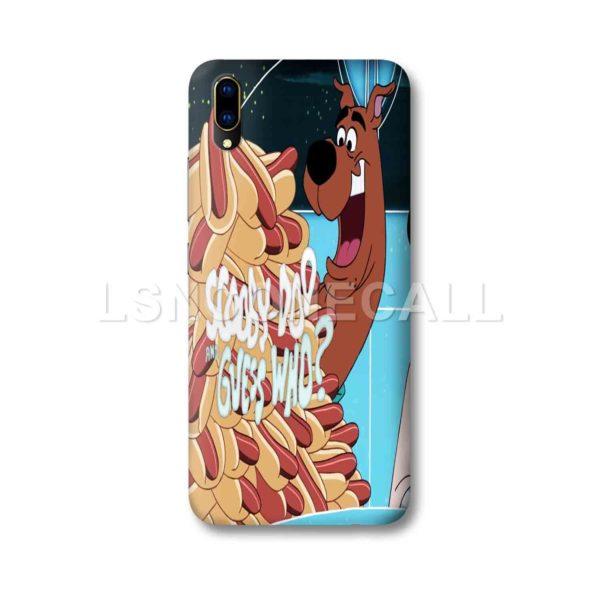 Custom Scooby-Doo Vivo Case