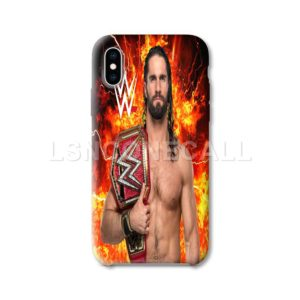Seth Rollins WWE iPhone Case