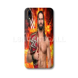 Custom Seth Rollins WWE Vivo Case