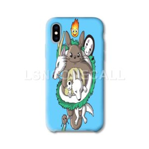 Studio Ghibli iPhone Case