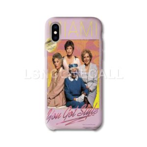 The Golden Girls Miami iPhone Case