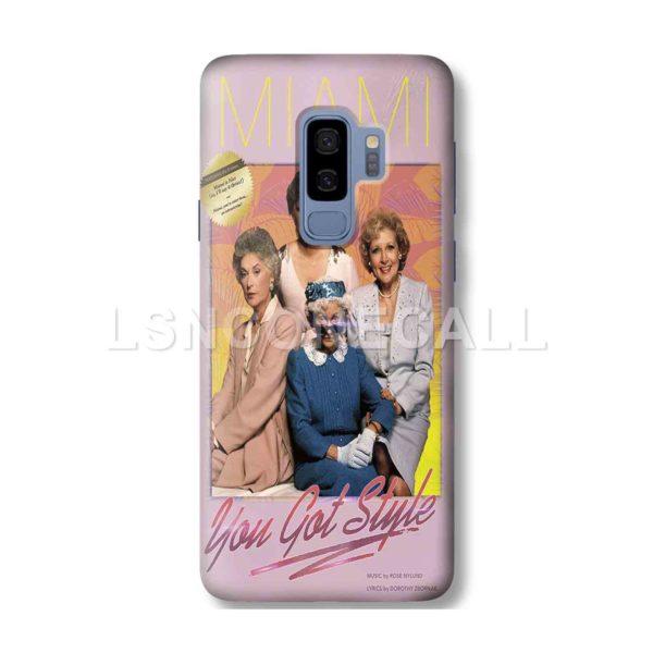 The Golden Girls Miami Samsung Galaxy Case