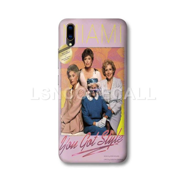 Custom The Golden Girls Vivo Case
