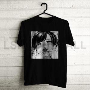 Custom Ahegao T-Shirt