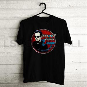 Custom billy joel T-Shirt