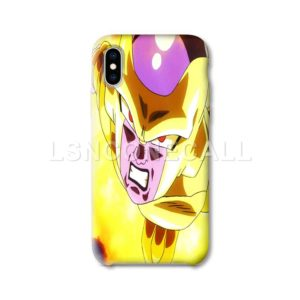 golden frieza dbs iPhone Case