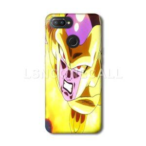 golden frieza dbs Oppo Case