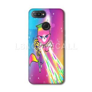 kitty unicorn Oppo Case