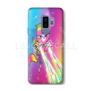 kitty unicorn Samsung Galaxy Case