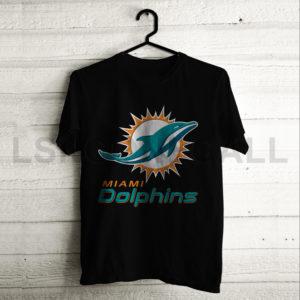 Custom Miami Dolphins T-Shirt