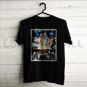 Custom A Nightmare on Elm Street Master T-Shirt