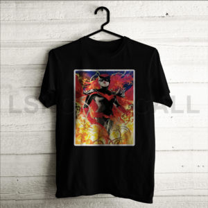 Custom Batwoman DC Comics T-Shirt