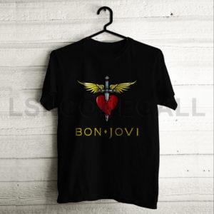 Custom Bon Jovi T-Shirt