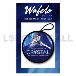 Custom Cirque du Soleil Crystal Air Freshener