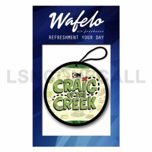 Custom Craig of the Creek Air Freshener