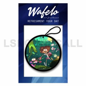 Custom Disney Amphibia Air Freshener