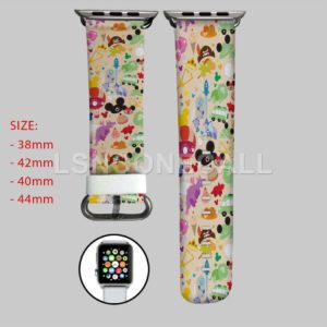 Disney Kids All Characters Apple Watch Band
