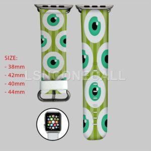 Disney Monster Inc Eyes Apple Watch Band