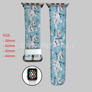 Disney Olaf Frozen Apple Watch Band