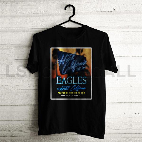 Custom Eagles Tour 2020 T-Shirt