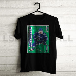 Custom Vancouver Canucks NHL T-Shirt