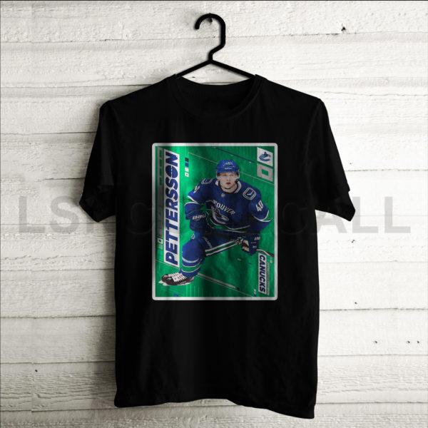 Custom Vancouver Canucks NHL T-Shirt