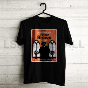 Custom Father Brown Season 7 T-Shirt