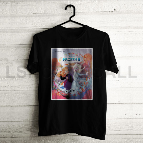 Custom Frozen 2 Disney T-Shirt