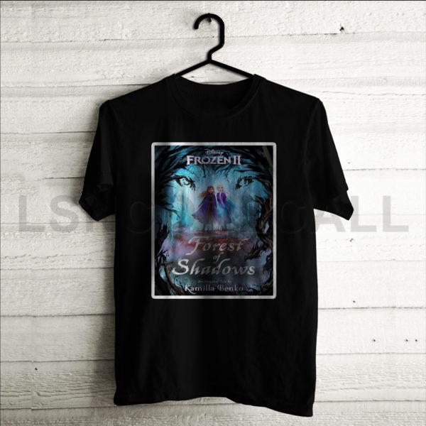 Custom Frozen 2 T-Shirt