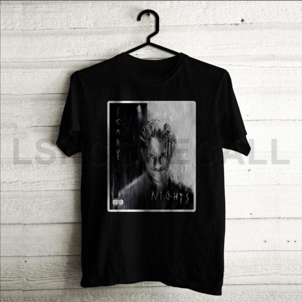 Custom G-Eazy Scary Nights T-Shirt