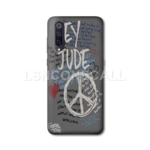 Custom Hey Jude Xiaomi Case