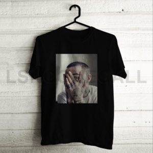 Custom Mac Miller T-Shirt