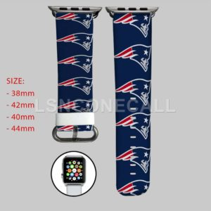 New England Patriots NFL Apple Watch Band