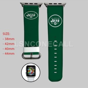 New York Jets NFL Apple Watch Band